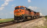 88. BNSF 7543, BNSF 4083, BNSF 6735 & BNSF 7917